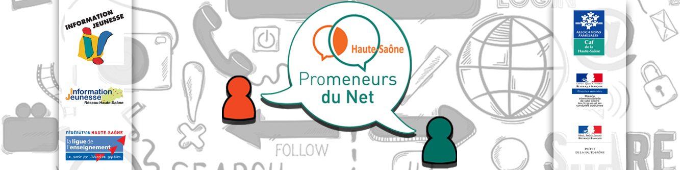 Promeneurs du Net de la Haute-Saône